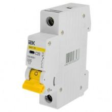 Выключатель автоматический IEK ВА47-29 MVA20-1-020-C