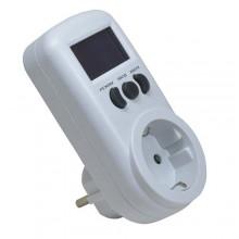 Счетчик электроэнергии (ваттметр) ROBITON PM-1