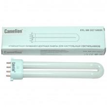 Люминесцентная лампа CAMELION FPL 9W 2G7 6400K