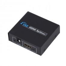 Активный HDMI разветвитель 1X2 PORT 1080P 3D