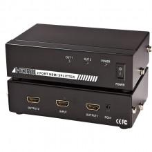 Делитель HDMI сигнала с усилителем