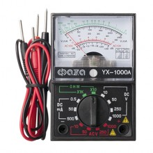 Аналоговый мультиметр ФАZА YX-1000А