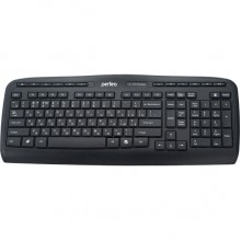 Клавиатура Perfeo PF-5213-WL Multimedia Black