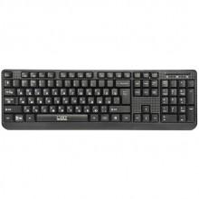 Клавиатура CBR KB-103 Black USB