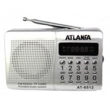 Радиоприёмник ATLANFA AT-6512