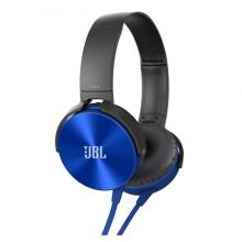 Наушники JBL XB-450 Extra Bass (синие) c микрофоном