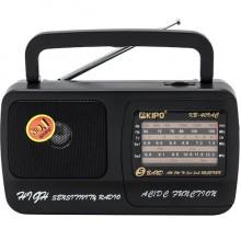 Радиоприёмник KiPO KB-409AC