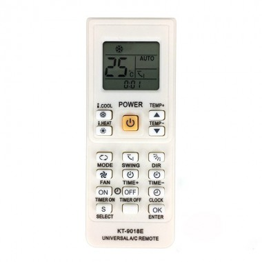 Пульт для кондиционеров KT-9018E universal 4000 in 1