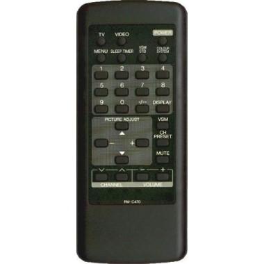 Пульт JVC RM-C470