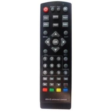 Пульт для цифровых приставок DVB-T/DVB-T2 SQ