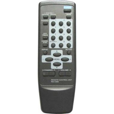 Пульт JVC RM-C360 black box