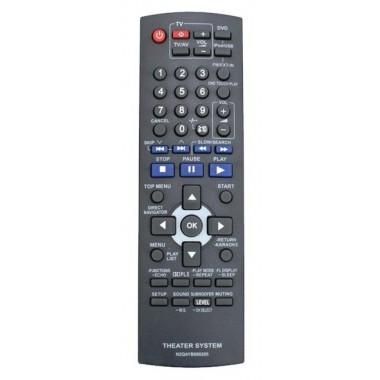 Пульт Panasonic N2QAYB000205 home theater system