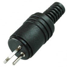Разъём «точка-тире» (шт.) на кабель, винтовой