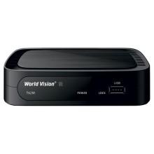 Цифровой эфирный приемник World Vision T62M